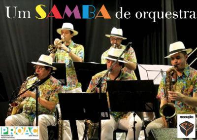 Um Samba de Orquestra