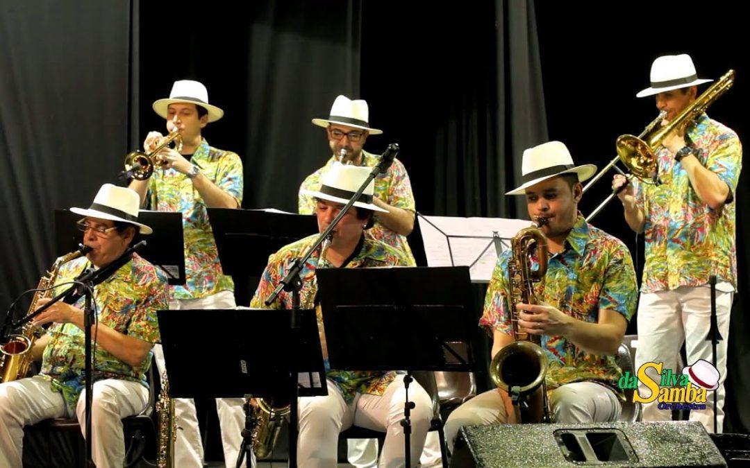 """""""Na Batida do Samba"""" Sorocaba recebe a Da Silva Samba Orchestra, o primeiroshow do Circuito ZF de Cultura"""